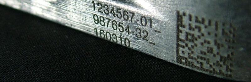 Znakowanie<br> laserowe